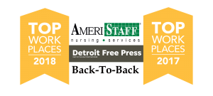 Detroit Free Press Top Workplace in Michigan